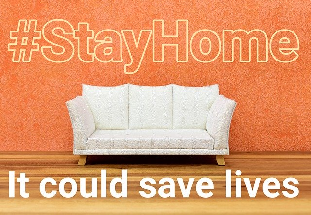 Follow #stayhome directives!